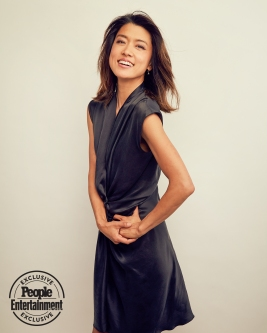 BEVERLY HILLS, CA - AUGUST 07: Actor Grace Park of ABC's 'A Million Little Things' poses for a portrait during the 2018 Summer Television Critics Association Press Tour at The Beverly Hilton Hotel on August 7, 2018 in Beverly Hills, California. (Photo by Benjo Arwas/Contour by Getty Images)